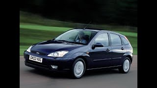 Обзор авто Форд Фокус 2001 год .  Review Ford Focus cars 2001 year