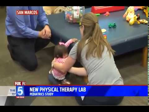 FOX 5 News San Diego Visits San Marcos Campus for Physical Therapy Month