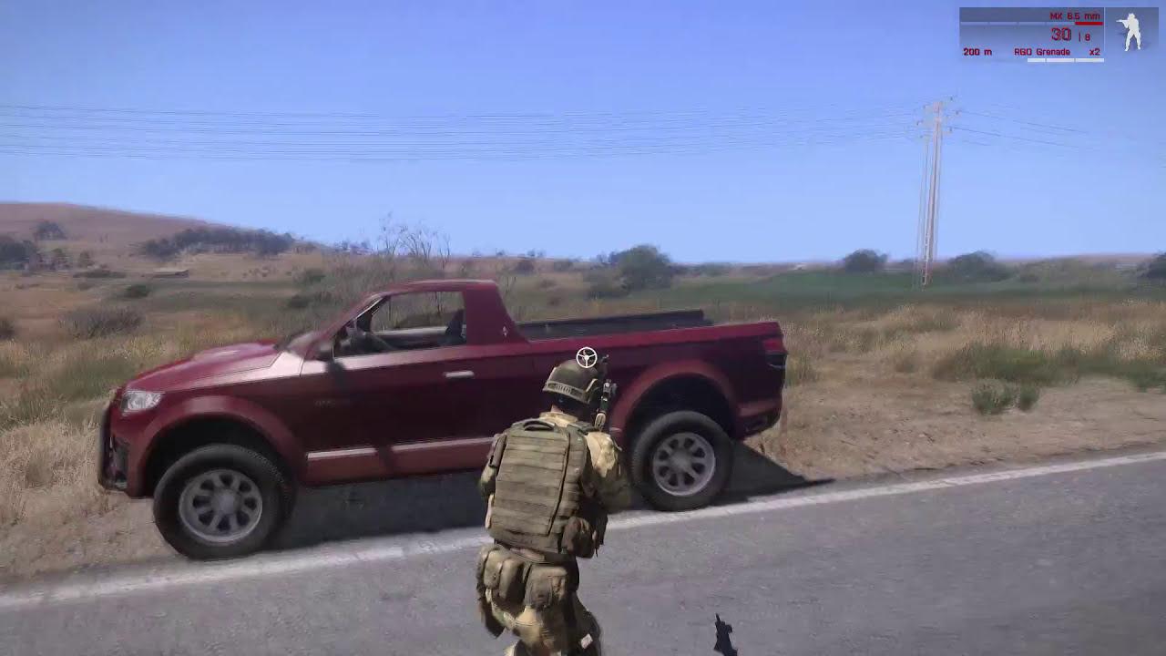 Vehicle Tuning Shop Nitro - Arma 3  Undefined 01:21 HD