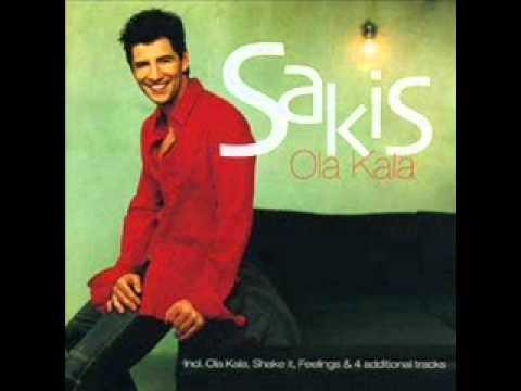 Sakis Rouvas - Disco girl (English version) (Official song release - HQ)