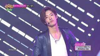 Скачать TVPP Cross Gene Amazing Bad Lady 크로스진 어메이징 배드 레이디 Show Music Core
