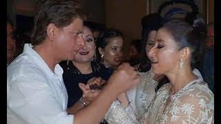 Manisha Koirala Celebrates Her Birthday With Shah Rukh Khan And Others