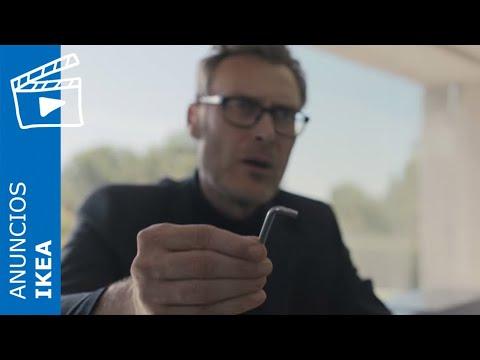 anuncio de ikea en sueco llave allen