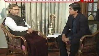 Sharad Yadav Face to Face Govind Thakur