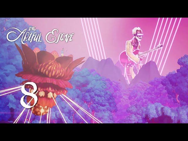 Ep 8 - Floyd  (The Artful Escape gameplay)