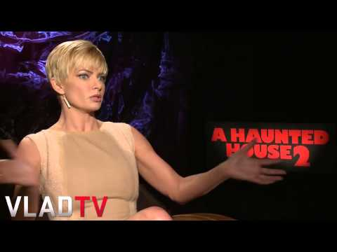 Jaime Pressly: I Feel Sexier With My Short Hair
