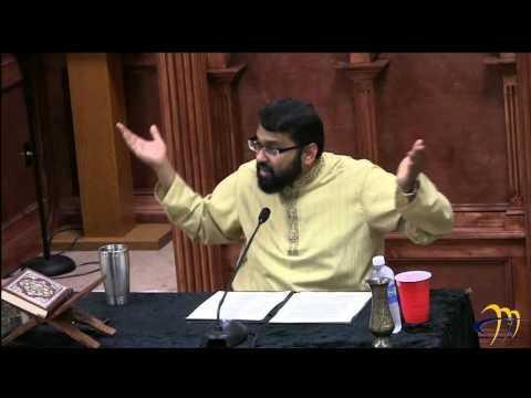 2011-10-12 Seerah pt.11 - Story of Waraqah ibn Nawfil and revelation continued - Yasir Qadhi