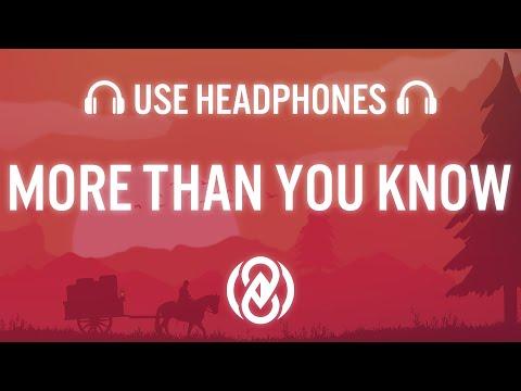Harddope Halvorsen Lexmorris - More Than You Know 8D Audio