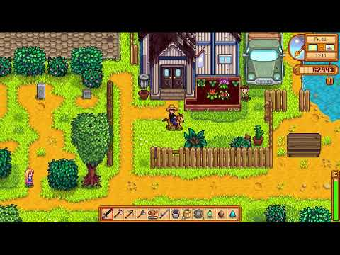 Stardew Valley Ger Part 133 2 Tage Richtig Cash Machen Youtube