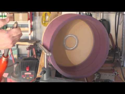 Bellwether - Purpleheart Snare Build Promo