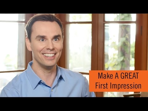 How to Make a Great First Impression | HuffPost Life