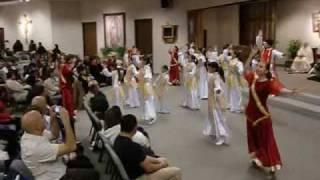 Ministerio de Danza Betel (Toma El Pandero)
