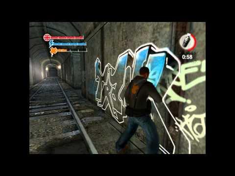 ZDKG: Marc Ecko's: Getting Up - Graffiti leckék