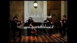 Vincenzo Manfredini 1737 1799 Quartetto N 5 In Sol Maggiore II Adagio Quartetto Eleusi