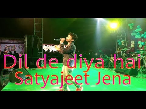 dil-de-diya-hai---stage-program-show-of-||-satyajeet-jena-||-¦¦bg-advance-¦¦-#bg_advance
