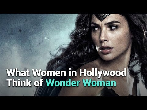 What does Wonder Woman mean for Hollywood? (Batman v Superman Premiere)