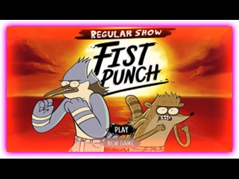 Fist Punch [FULL GAME] - Regular Show Games
