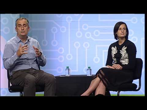 GHC 16 - Brian Krzanich and Danielle Brown of Intel Discuss Their Bold Goal to Increase Diversity