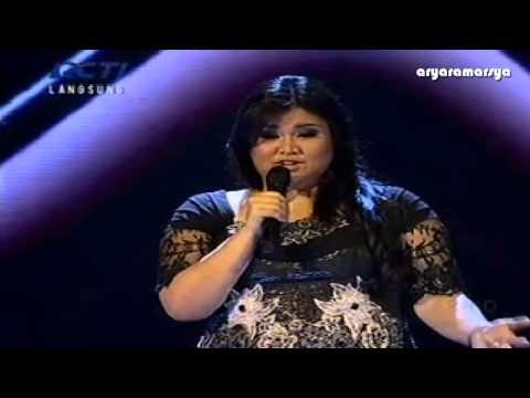 Shena Malsiana - Creep ( Radiohead ) - X Factor Indonesia Gala 6 - 29 Maret 2013