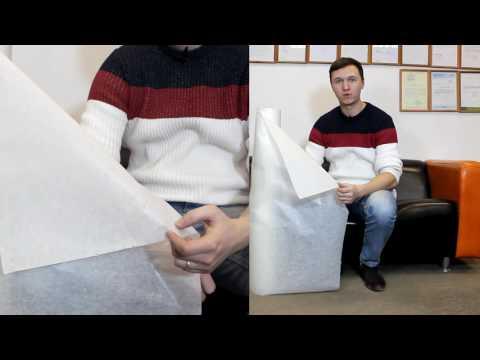 Микалентная бумага для реставрационных и упаковочных работ
