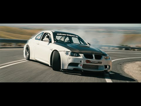 "DREAMBIG ""Drifting in Australia"" - Jake DRIFTSQUID Jones | BMW E92 M3 - RBM3 | Brad Day Productions"