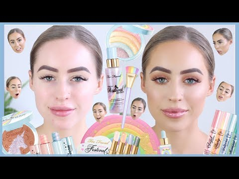 TOO FACED LIFE'S A FESTIVAL COLLECTION.. ARE YOU FOR REAL?! | KASEY RAYTON