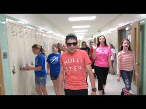 Churchill Jr. High Student Video 2015