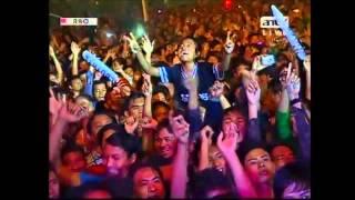 Boiyen LIVE PERFOMANCE Perayaan Malam Tahun Baru 2013 Dibundaran HI
