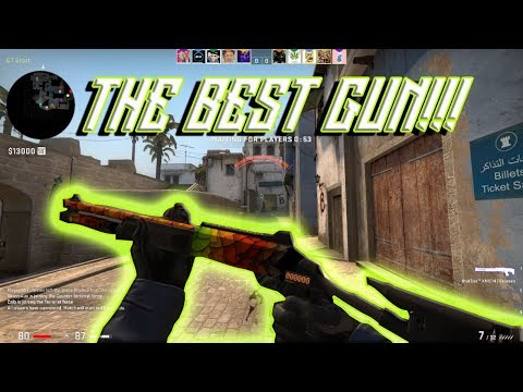 THE BEST GUN IN CSGO!!! - CSGO FUNNY MOMENTS 9
