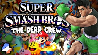 Bowser Hates Italians (Super Smash Brothers: The Derp Crew - Game 4)