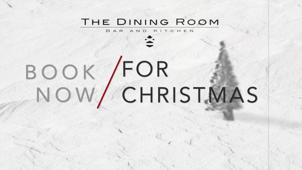 dining room kirkcaldy christmas menu