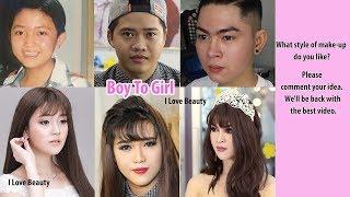 I love Beauty live stream on Youtube.com