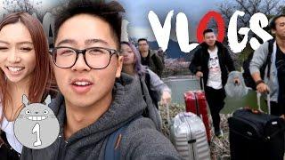 BACK TO JAPAN! - vlog #1