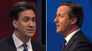 Battle For Number 10: David Cameron & Ed Miliband