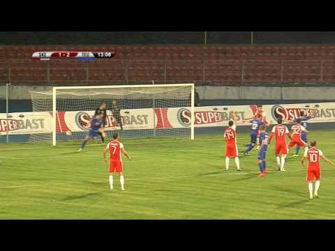 Skënderbeu 2-2 Teuta