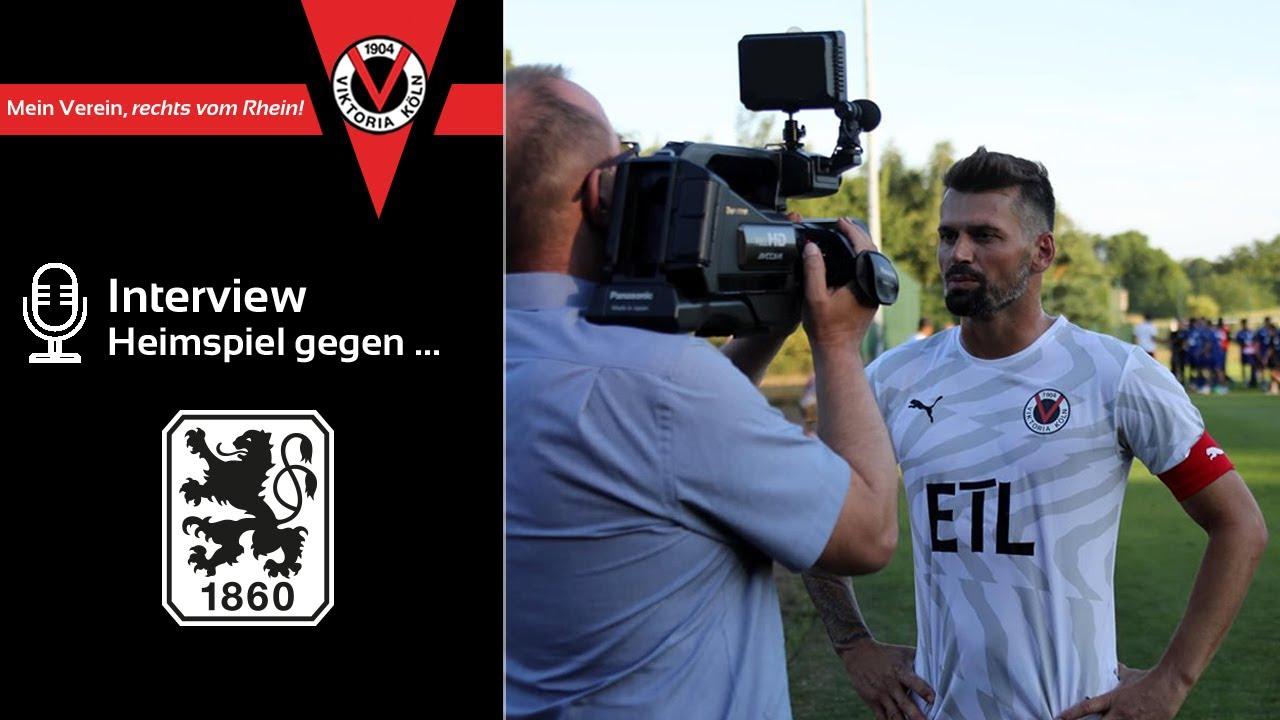 #VIKM60: Albert Bunjaku nach dem Erfolg gegen 1860 München im Interview