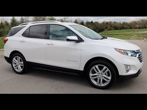 2018 Chevy Equinox Premier in stock at Wilson County Chevy Lebanon, TN Since 1927