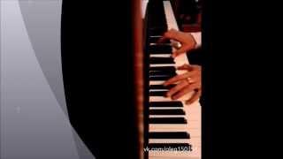 �������� ���� Денис RIDER - Тобой (piano cover) ������