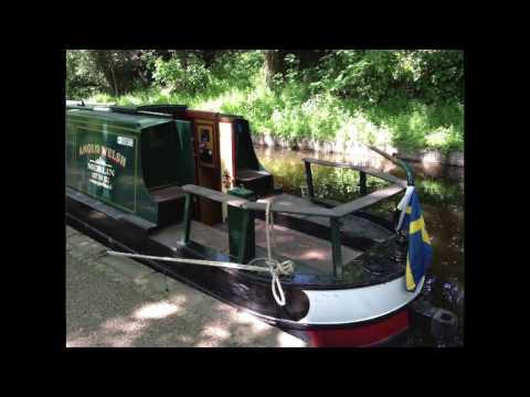 Narrow Boat Canal Tour  Llangollen