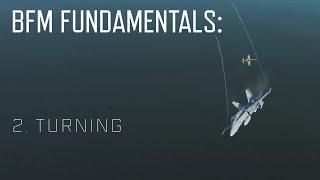 DCS World BFM - Fundamentals 2 - Turning