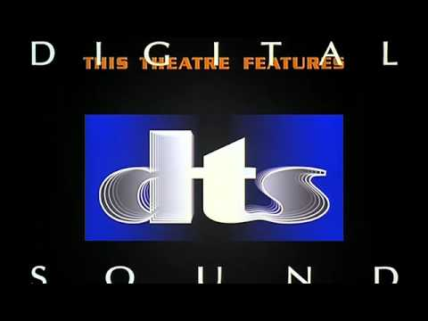 DTS Digital Sound Logo The Digital Experience HIGH QUALITY