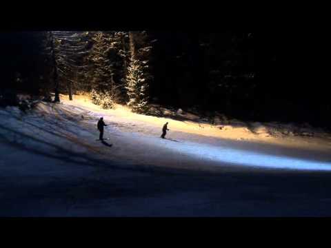 Fun Is...Night Skiing