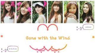 認聲版+中字】gfriend (여자친구) - gone with the wind (바람에 날려 ...