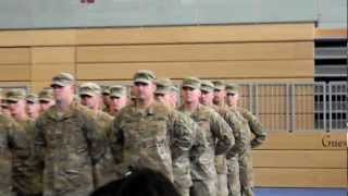 172nd Homecoming Ceremony