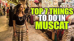 Oman Travel Tales Episode 2 - Top 7 Things To Do In Muscat | Curly Tales