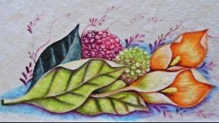 Pintura em Emborrachado com Adilson Amaral