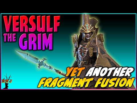New Fragment Fusion Versulf the Grim | Raid Shadow Legends