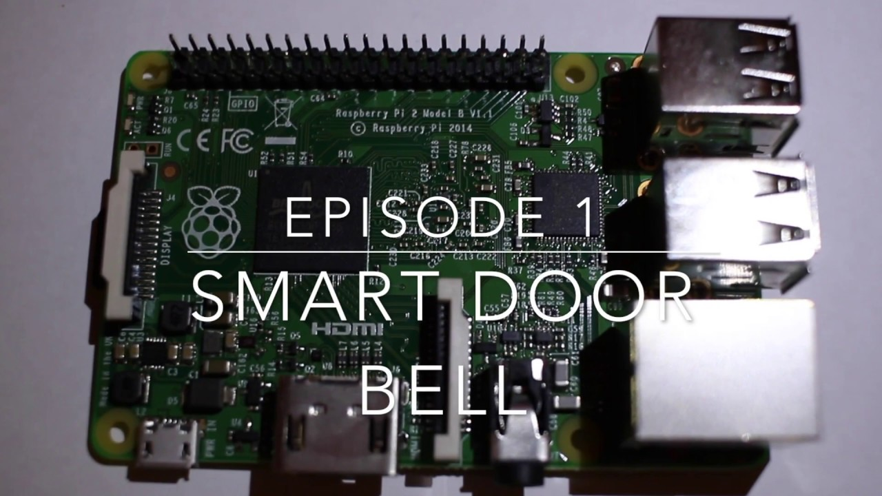 & Smart door Bell using amazon Dash and PI [How To] - YouTube