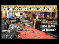Deltin Royale Casino, Goa | Unlimited food, drinks, entertainment | Must visit place in Goa.