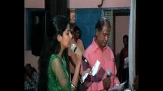 Dam Bhar jo Udhar Munh Phere - Awaara (1951)  -  GEETH MADHURI MUSICAL SHOW 2012